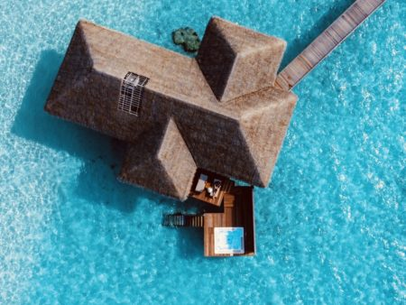 Underwater Hotels: Feel on Top of the World