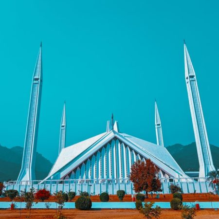 Faisal Mosque – one of the most holy mosques in the world