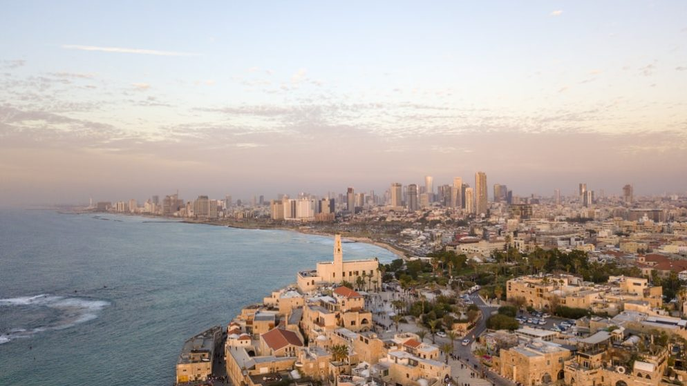 Israel's other side of coin