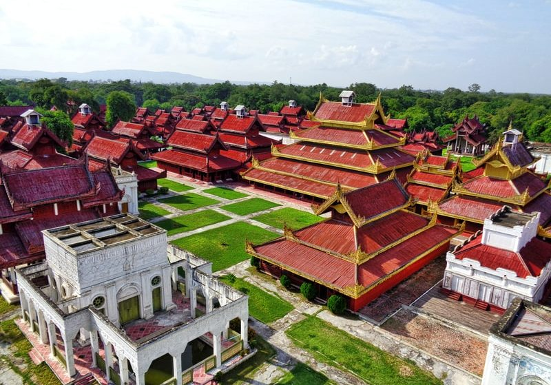 The exciting city of Mandalay
