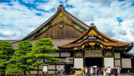 Popular tourist attractions in Kyoto