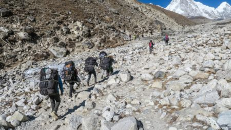 Experience The Highest Peak In The World With The Extra – Ordinary Sherpas