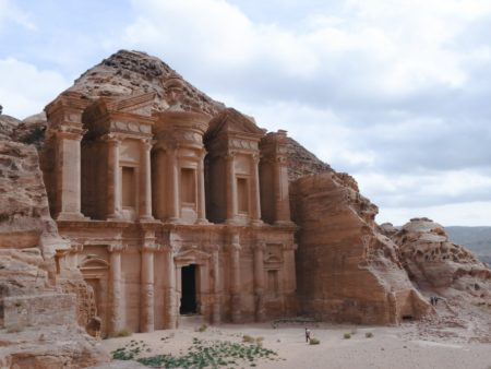 The Great Temple – Witness The Largest Freestanding Building In Petra