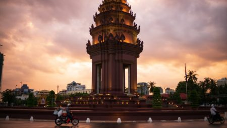 A world of difference at Phnom Penh