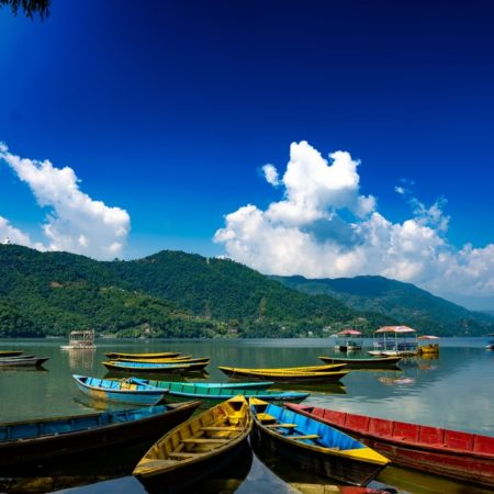 One of the most beautiful places on earth, Pokhara Nepal