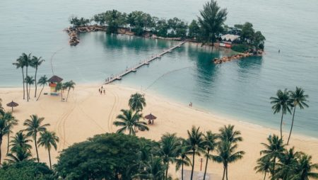 Sentosa Travel Attractions in Singapore