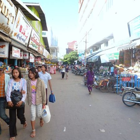A New Experience With The Old Zaycho Market