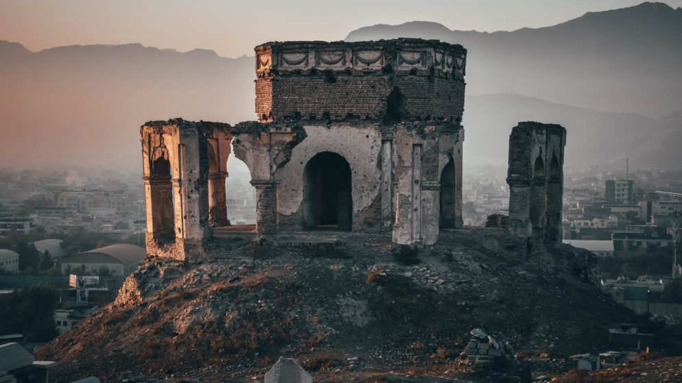 Afghanistan a land of historical events