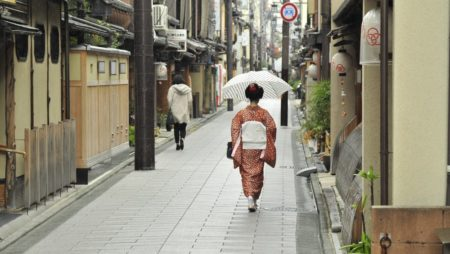 Get Ready To Be Served By The Geisha In Gion