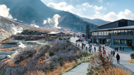 The golden route – Japan