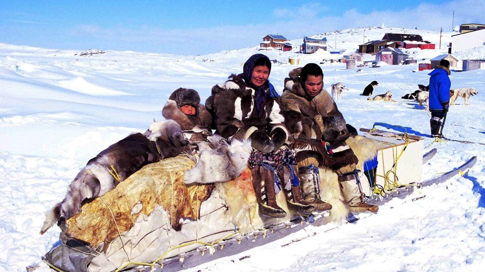 Inuit Culture and its history