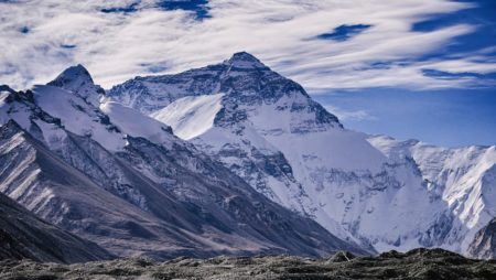 How high is Mount Everest, Can you judge it?