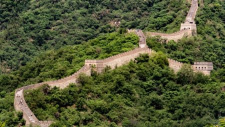 Let's taste the Great Wall of China!